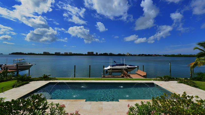 Harbor Acres Waterfront Home, Sarasota Florida