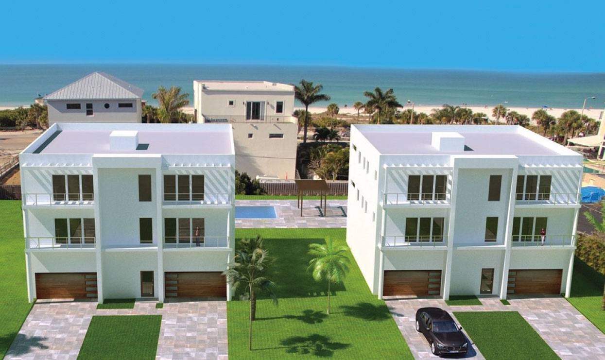 St Armands Place Lido Key Condominiums For Sale