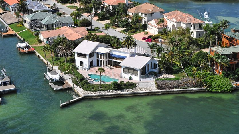 Bay Isles, Longboat Key Florida