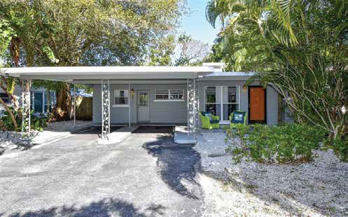 UNDER CONTRACT 2411 SIESTA DRIVE - SARASOTA, FL
